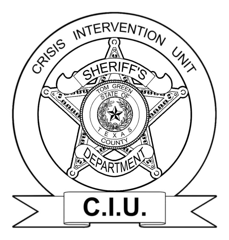 TOM GREEN COUNTY SHERIFF'S CRISIS INTERVENTION UNIT - Tom Green